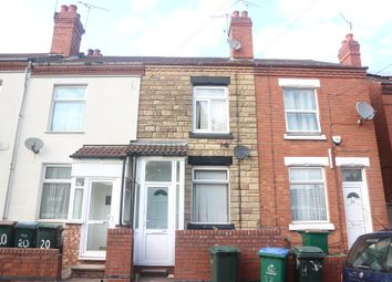 Thumbnail 2 bed terraced house for sale in 21 Newnham Road, Stoke, Coventry