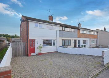 Thumbnail 3 bed terraced house for sale in Lorton Avenue, Workington