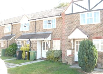 Thumbnail 2 bed property to rent in Wessex Close, Faringdon