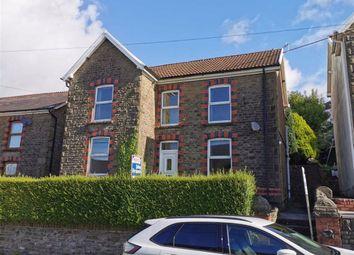 Thumbnail 3 bedroom detached house for sale in Alltwen Hill, Alltwen, Pontardawe, Swansea