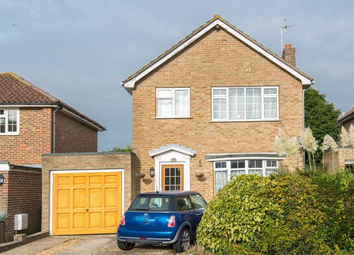 Thumbnail 3 bed detached house for sale in Springett Avenue, Ringmer
