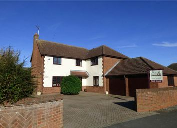 Thumbnail 4 bedroom detached house for sale in Sheepfold, St. Ives, Huntingdon