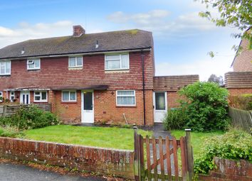 Thumbnail 3 bed semi-detached house for sale in Roundstone Crescent, East Preston, Littlehampton