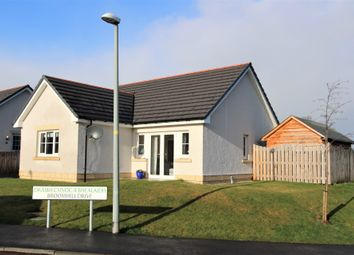 Thumbnail 2 bed detached bungalow for sale in Broomhill Drive, Muir Of Ord