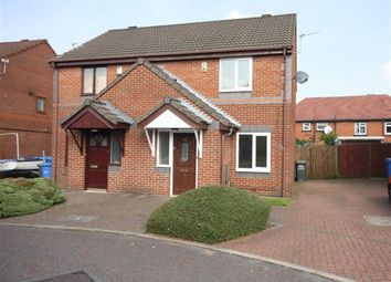 Thumbnail 2 bed semi-detached house for sale in Mackay Croft, Chorley, Lancashire