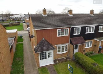 Thumbnail 3 bedroom end terrace house for sale in Jerounds, Harlow, Essex