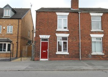 Thumbnail 2 bedroom semi-detached house for sale in Pilsley Road, Danesmoor, Chesterfield