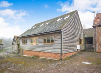 Thumbnail 2 bed barn conversion to rent in Beech Green Lane, Withyham, Hartfield