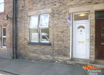 Thumbnail 2 bed flat to rent in Shepherds Terrace, Haltwhistlle