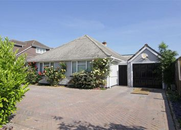 Thumbnail 4 bed bungalow for sale in Beechwood Avenue, New Milton