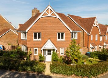 Thumbnail 4 bedroom detached house for sale in Langmore Lane, Lindfield, Haywards Heath