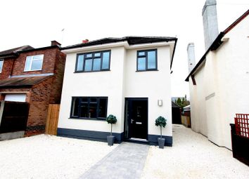 Thumbnail 4 bedroom detached house for sale in Springfield Road, Hinckley
