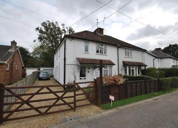 Thumbnail 3 bed semi-detached house to rent in Copse Road, Burley, Ringwood