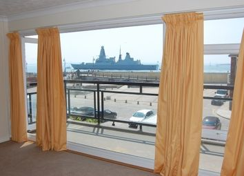 Thumbnail 2 bed flat to rent in Grand Parade, Portsmouth