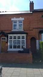 Thumbnail 3 bed terraced house for sale in Alexander Road, Acocks Green
