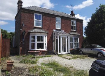 Thumbnail 3 bed detached house for sale in Bensgate Road, Holbeach, Spalding
