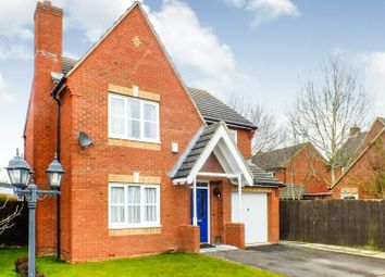 Thumbnail 4 bed detached house to rent in Cullen Place, Didcot