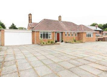 Thumbnail 3 bed detached bungalow for sale in Liverpool Road, Ashton-In-Makerfield, Wigan