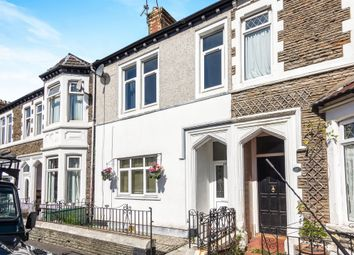 Thumbnail 4 bedroom terraced house for sale in Carlisle Street, Splott, Cardiff