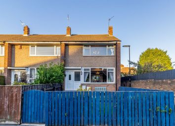 Thumbnail 2 bed end terrace house for sale in Park Drive, Forest Hall, Newcastle Upon Tyne