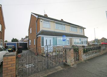 Thumbnail 3 bed semi-detached house for sale in Manor Road, Fleetwood