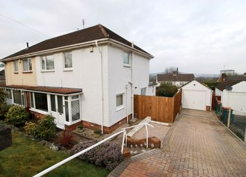 3 bed semi-detached house for sale in Vale View, Newport NP19