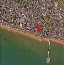 Thumbnail Land for sale in Bartholomew Square, Brighton