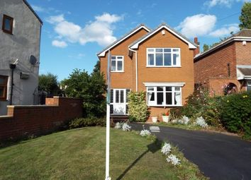 Thumbnail 3 bed detached house for sale in Rumer Hill Road, Cannock, Staffordshire
