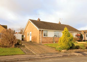 Thumbnail 2 bed semi-detached bungalow for sale in Crispin Road, Winchcombe, Cheltenham