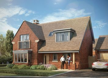 Thumbnail 3 bed detached house for sale in Parish Lane, Pease Pottage