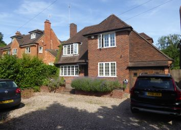 Thumbnail 4 bed detached house to rent in St Andrews Road, Henley On Thames