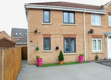 3 bed town house for sale in Hough Close, Chesterfield S40