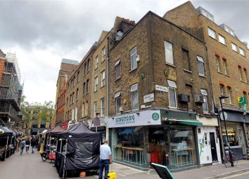 Thumbnail 2 bed maisonette for sale in Leather Lane, London