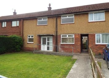 Thumbnail 3 bed terraced house for sale in Bro Havard, St. Asaph, Denbighshire