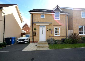 Thumbnail 3 bed detached house for sale in Silverstone Road, Burton Latimer, Kettering