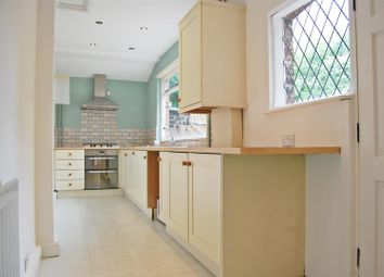 Thumbnail 2 bed semi-detached house to rent in Stamford Park Road, Hale, Altrincham