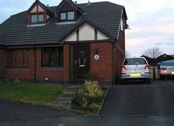 Thumbnail 2 bedroom semi-detached house to rent in Sevenoaks Drive, Great Lever, Bolton