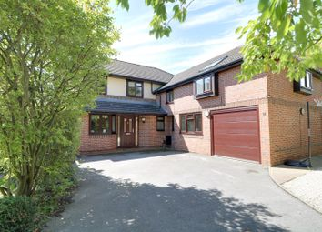 Thumbnail 5 bedroom detached house for sale in Westwates Close, Bracknell