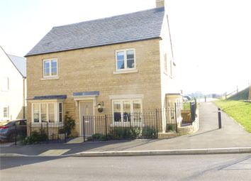 Thumbnail 4 bed detached house for sale in Spire View, Cirencester