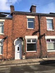 Thumbnail 3 bed terraced house to rent in Taylor Street, Stoke-On-Trent