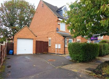 Thumbnail 3 bed semi-detached house for sale in Glenwood Road, Chellaston, Derby