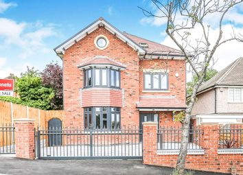 Thumbnail 4 bed detached house for sale in Shipton Road, Sutton Coldfield