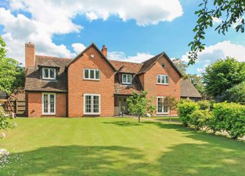 Thumbnail 5 bed detached house for sale in School Lane, Weston Turville, Aylesbury