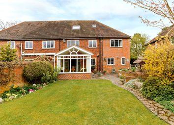 Thumbnail 4 bed semi-detached house for sale in Kings Lane, South Heath, Great Missenden, Buckinghamshire
