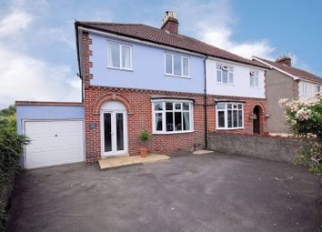 Thumbnail 3 bed semi-detached house for sale in Rodden Road, Frome