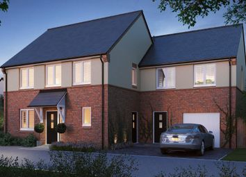Thumbnail 5 bed detached house for sale in Elmsbrook, Phase 2, Bicester