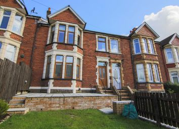 Thumbnail 4 bed terraced house for sale in Alexandra Road, Six Bells, Abertillery