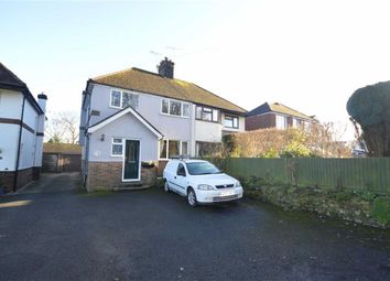 Thumbnail 3 bed semi-detached house for sale in Crowborough Hill, Crowborough