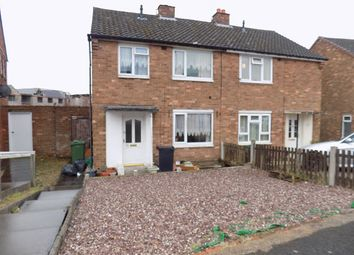 Thumbnail 3 bed semi-detached house to rent in Mullett Street, Brierley Hill