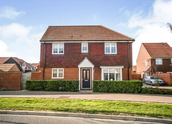 Brambling Avenue, Finberry, Ashford TN25. 3 bed detached house